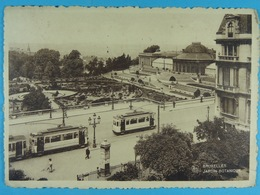 Bruxelles Jardin Botanique (tram) - Transport Urbain En Surface