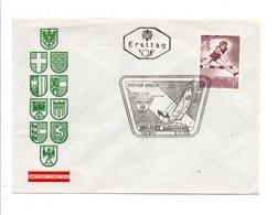 AUTRICHE FDC 1970 SPORT - FDC