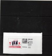 Svizzera - Webstamp - We Move People - Svizzera