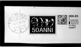 Svizzera - Webstamp - 50 Anni - Svizzera