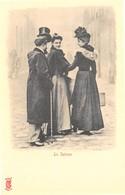 Paris Petits Métiers - Editions Kunzli, Légende Rouge - Le Suiveur - Cecodi N'A 238 - France