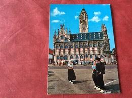Nederland. Pays-Bas. Holland. Klederdrachten Zeeland - Kostums