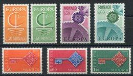 RC 10722 MONACO EUROPA 1966 1967 1968 NEUF ** TB - 1967