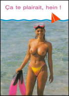5341/ France Carte Postale (postcard) Nu (nus Nude Naked érotique érotic) Neuve - Nus Adultes (< 1960)