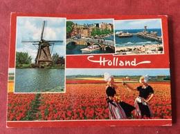 Nederland. Pays-Bas. Holland. Klederdrachten - Kostums