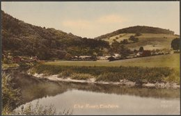 The River, Tintern, Monmouthshire, C.1940s - Frith's Postcard - Monmouthshire