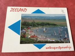 Nederland. Pays-Bas. Holland. Surfen - Postkaarten