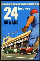 LES 24 HEURES DU  MANS - 1959 - Bücher, Zeitschriften, Comics