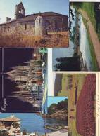 LOT DE 700 CARTES DE FRANCE . CPM . CARTES MODERNES . - Cartes Postales