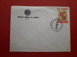 Le Paraguay Enveloppe Saint-François D'Assise Commémoratif - Paraguay