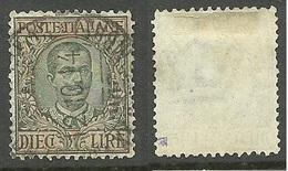 ITALY 1901 Michel 83 O Signed - Oblitérés