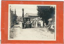Lozere : Le Mont Lozère, Aout 1921, Balade En Automobile,Belle Animation, Photo D'Epoque - France