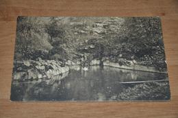 6788-    PENSIONNAT DU SACRE COEUR, LINDTHOUT, CASCADE DE L'ETANG - Etterbeek