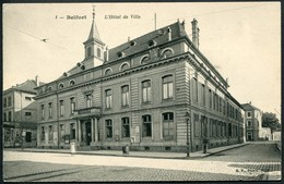Belfort - L'Hôtel De Ville - Edit. B. F. Paris N° 1 - Voir 2 Scans - Belfort - Ville