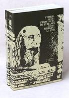 Abruzzo Storia Provincia Di Teramo Dalle Origini Al 1922 - 2 Vol. - 1^ Ed. 1980 - Libri, Riviste, Fumetti