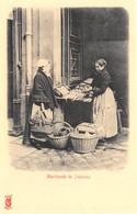 Paris Petits Métiers - Editions Kunzli, Légende Rouge - Marchande De Poissons - Cecodi N'A 218 - France