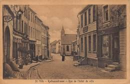 Liege Luik  Sankt Vith   Rathausstrasse  Rue De L'hotel E Ville  Coiffeur      I 5033 - Saint-Vith - Sankt Vith