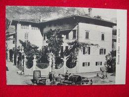 MASSONE D'ARCO CASA CAPRONI Cartolina Dell'epoca - Trento