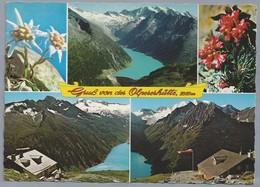 AT.- Grussvon Der Olpererhütte. Zillertaler Alpen, Tirol. - Gruss Aus.../ Gruesse Aus...