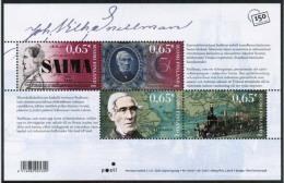 2006 Finland Michel Block 39 J W Snellman MNH **. - Ungebraucht
