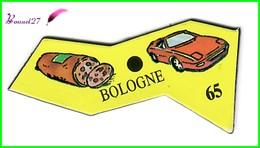 Magnet Le Gaulois Les Ville Du Monde N° 65 BOLOGNE Italie - Magnets