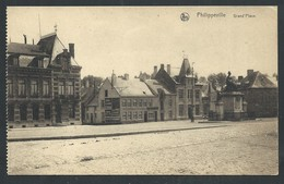 +++ CPA - PHILIPPEVILLE - Grand'Place - Nels   // - Philippeville