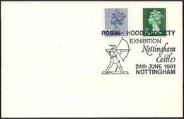 Gran Bretagna/Great Britain/Grande-Bretagne: Robin Hood - Fiabe, Racconti Popolari & Leggende