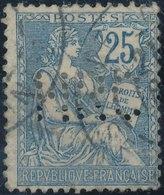 FRANCE - Perfin 'HRC ' - France