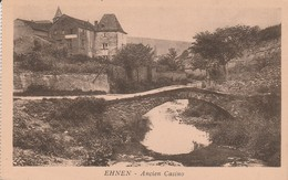 Ehnen ,panorama ;ancien Casino , Maison De Tout Premier Ordre - Autres