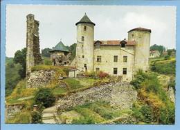 Laroquebrou (15) Le Château 2 Scans - France