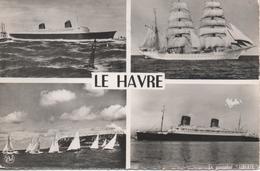 Le Havrele France Voilier Eagle Regates Le Liberte - Autres