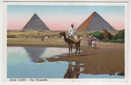 Cairo The Pyramids - Pyramids