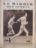Revue Le Miroir Des Sports N°352 (11 Janv 1927) Coupe De France De Football - Cross De L'Intran - Livres, BD, Revues