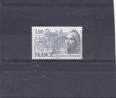 France Oblitéré 1980 N° 2092  Année Du Patrimoine - Oblitérés