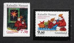 Greenland 2011   Minr.599-600  MNH  ( ** ) ( Lot  F 1125 ) - Unused Stamps