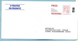 ROTHELEC LOT 135552 - Entiers Postaux