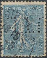 FRANCE - Perfin 'JTL ' - France