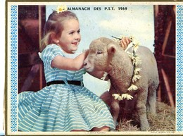 Calendrier Ptt 1969 - Calendriers
