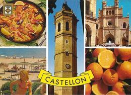 Castellon - Paella - Campanario - Catedral - Playa - Narajas - Castellón