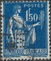 FRANCE - Perfin 'M ' - France