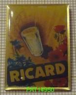 RICARD  Reproduction D' AFFICHE ANCIENNE - Dranken
