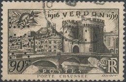 FRANCE - Perfin 'CSF ' - France