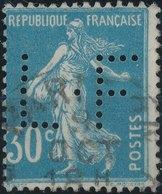 FRANCE - Perfin 'L.F ' - France