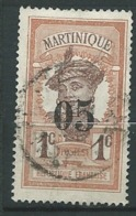 Martinique  - Yvert N°    83  Oblitéré    ABC 27613 - Gebraucht