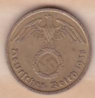 10 Reichspfennig 1938 A (BERLIN)  Bronze-aluminium - [ 4] 1933-1945 : Third Reich