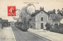 45 CP(SNCF: CERDON Du L+GISORS+CLISSON...)+SAUMUR+ Ardoisière+CPhoto Oradour /Gl+Pub+Fant+Humour+Marché+Divers... N°90 - Cartes Postales
