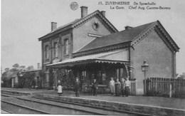ZUIENKERKE - STATION - GARE - Zuienkerke
