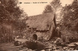19. CPA. CHALONS D'AIX. Moulin De La Barricade. - Autres Communes