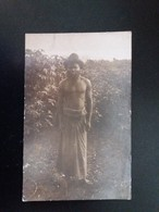 Chinde - Native Of Mozambique - Real Photo - Mozambique