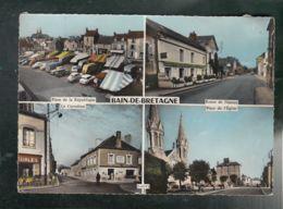 CP (35) Bain-de-Bretagne  -  Multi-vues - Autres Communes